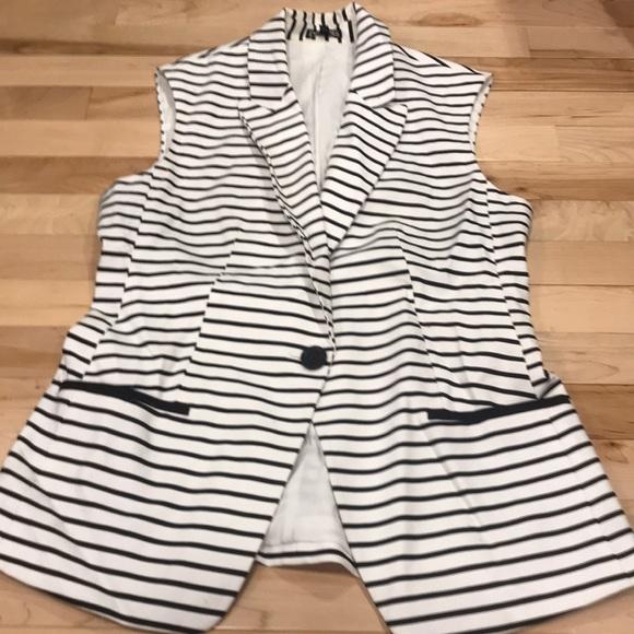 Express Jackets & Blazers - Express Blazer Vest